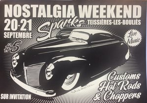 Nostalgia week- end